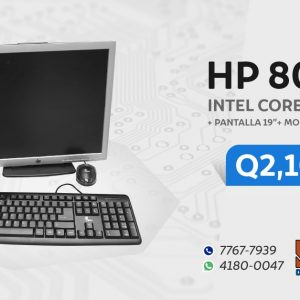 HP 8000 Core 2 QUAD